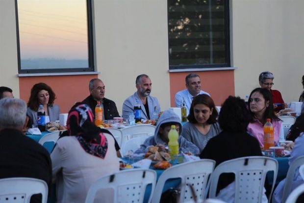 Karamürsel Devlet Hastanesi geleneksel iftar programı yapıldı