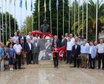 Atatürk'ün Karamürsel'e Gelişinin 85. Yıldönümü Kutlandı