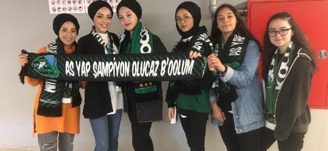 """""""As Yap Şampiyon Olucaz B'oolum"""""""