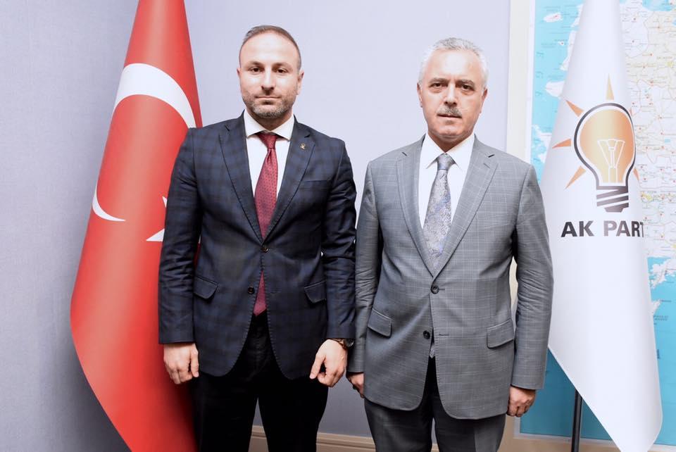 Çayırova Ak Parti'de Ali Osman Gür Dönemi