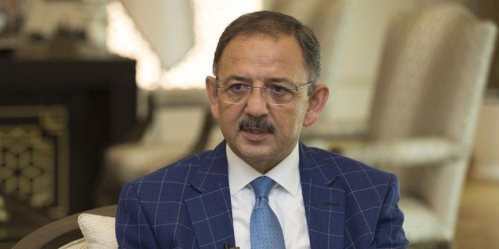 Bakan'dan Belediye Başkanlarına Uyarı!