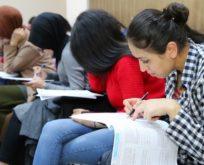 Üniversiteye hazırlık kursları başladı