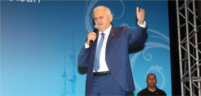 Başbakan Gebze'de Konuştu!