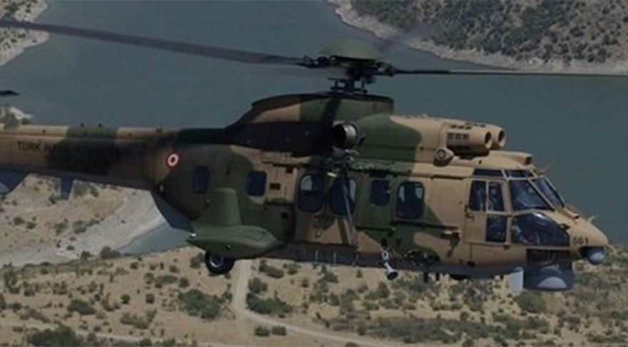 Şırnak'ta Askeri Helikopter Düştü: 13 Şehidimiz Var