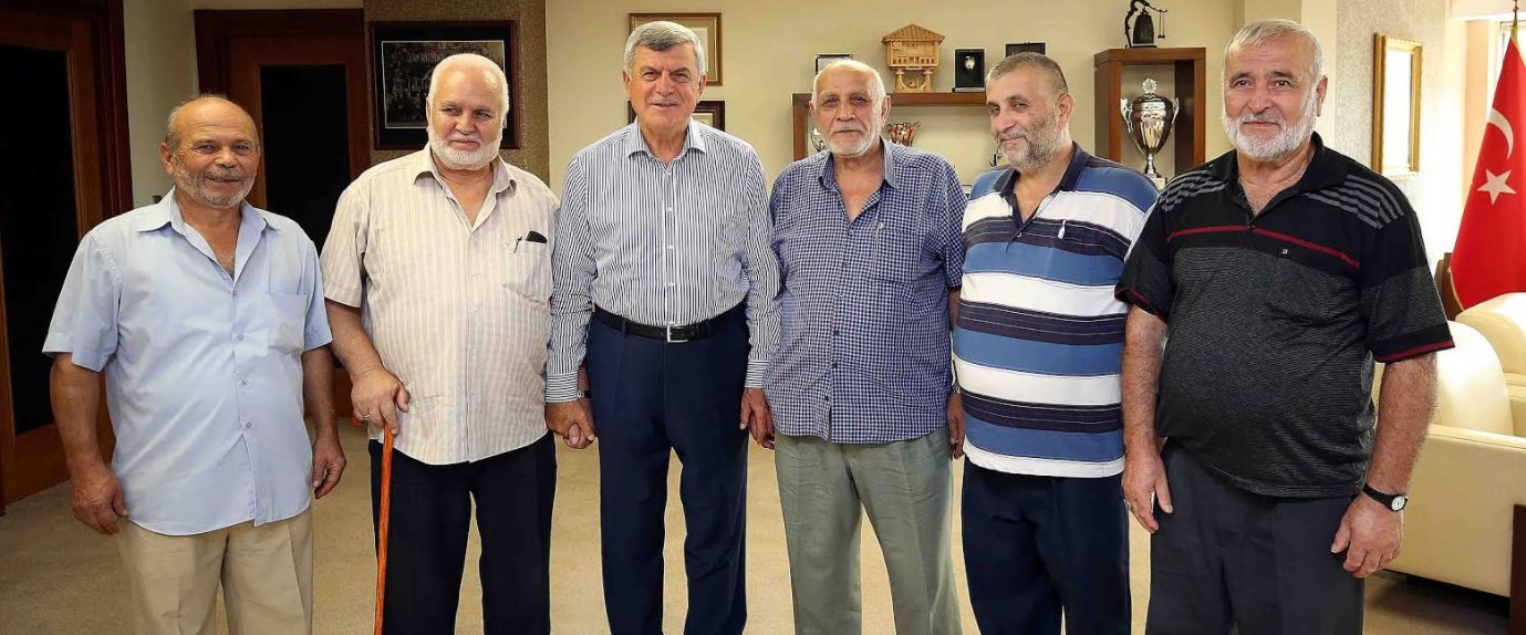 Karaosmanoğlu, ''Zulümlere sessiz kalamayız''