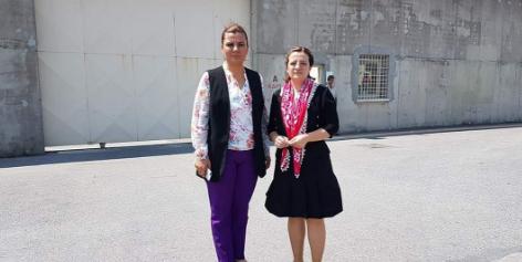 CHP'li Hürriyet'ten Berberoğlu'na Ziyaret!