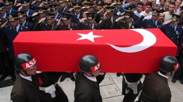 8 Askerimiz Şehit Düştü.