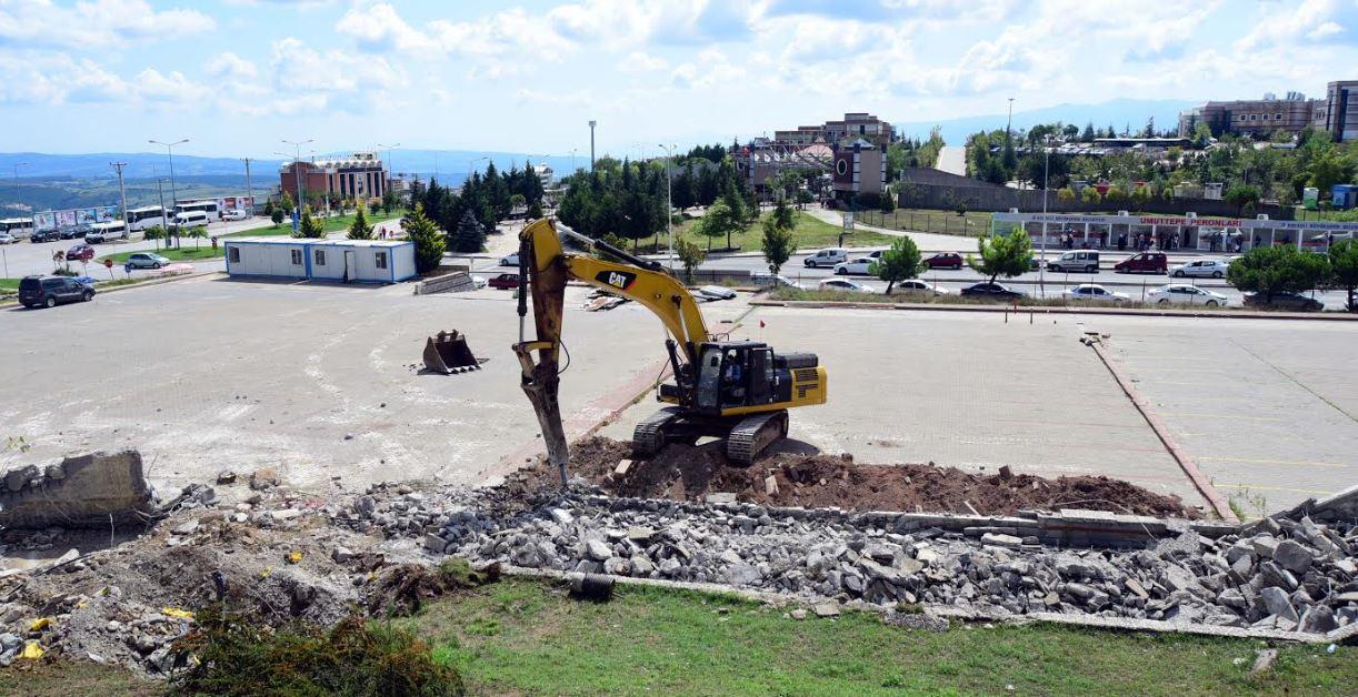 Yeni Poliklinik Binasının İnşaatı Başladı