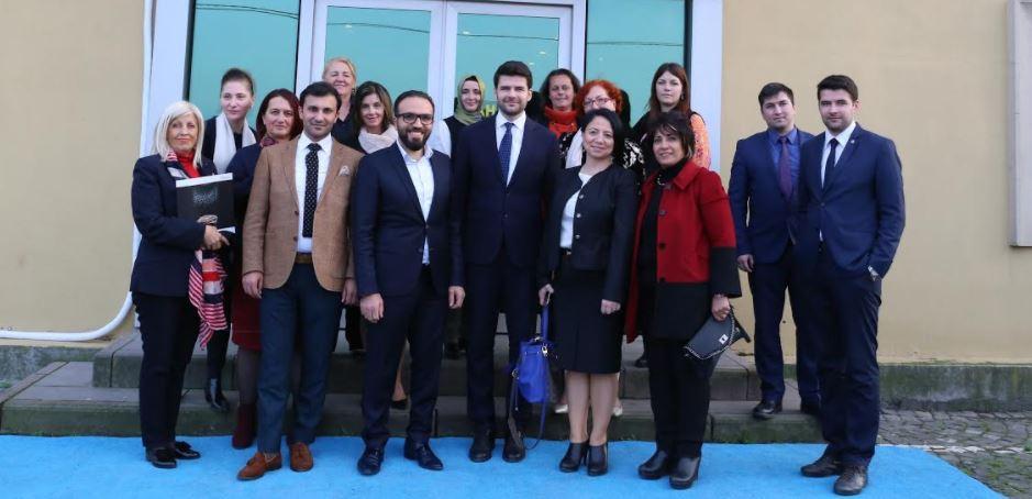 KOTO Bosnalı İş Kadınlarını Misafir etti