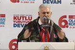 """Başbakan """"En çok vergi Kocaeli'den"""""""