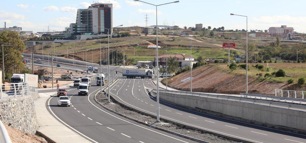 Muhsin Yazıcıoğlu Caddesi Yenilendi