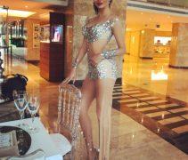 Cansu Taşkın'ın Cesur Gala Kıyafeti Sosyal Medyada Olay Oldu