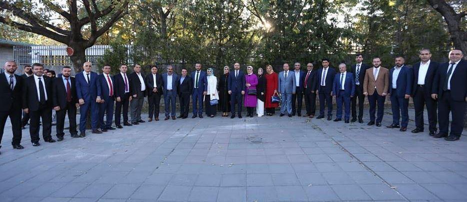 Ak Parti Çayırova'dan Ankara Çıkarması!