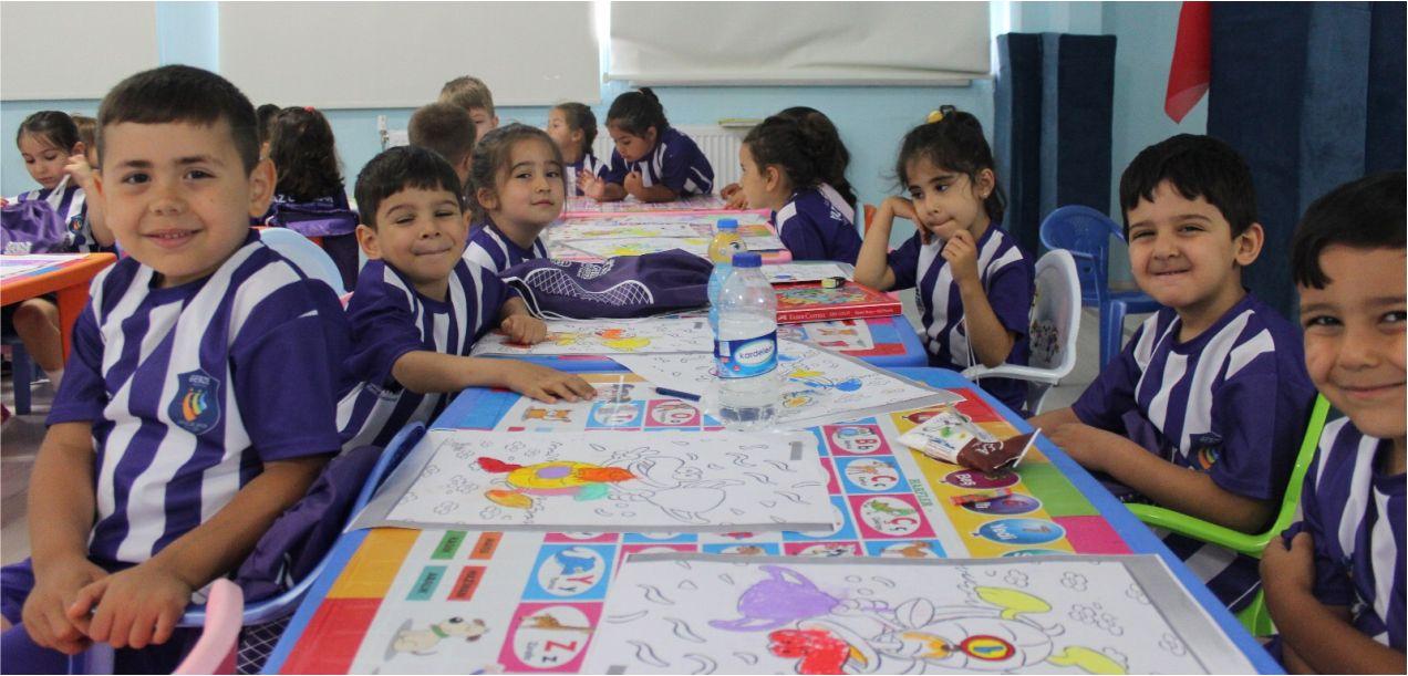 Yaz Okulları hızlı başladı