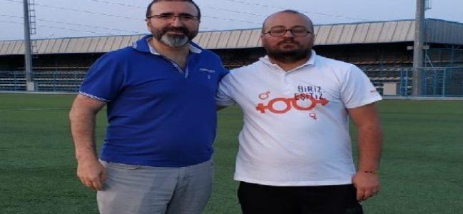 Çayırova Gençlerbirliği Elgün'le yola devam dedi