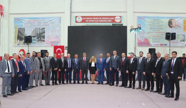 """CHP, Çayırova'da Gücünü Gösterdi"""