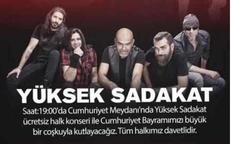 CHP Darıca'dan 29 Ekim'e Özel Kutlama