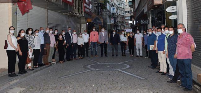 CHP Çayırova Yıldızlı'yı Ziyaret Etti