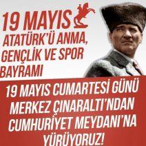 CHP Darıca'dan Fener alayına davet