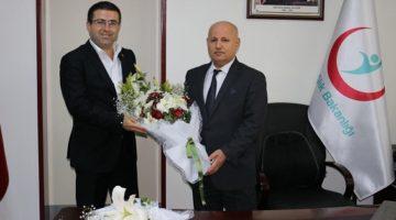 Darıca'da Doç. Dr. Mustafa Güneş Başhekimlik Görevine Başladı