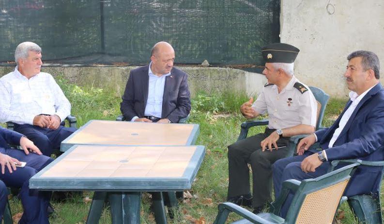 Darıca'da ki Askeri Alanda Çalışma Başlıyor