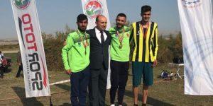 Darıcalı Atletler Amasya'dan Birincilikle Döndü