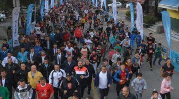 Darıca Maratonu Hep Birlikte Koştu
