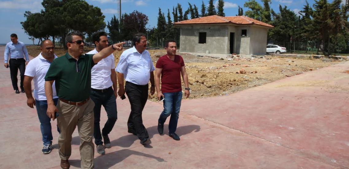 Darıca Sahiline Yeni Projeler