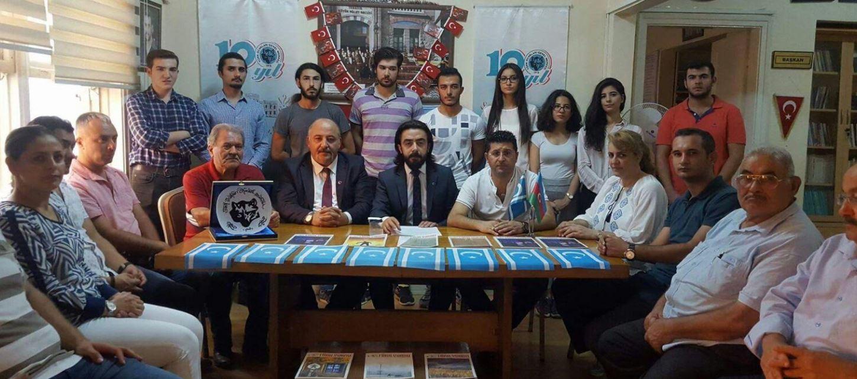 """""""Türkmen kardeşlerimiz yalnız değildir"""""""