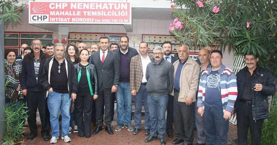 CHP Darıca Delege Seçimlerini Yaptı