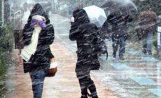 Dikkat! Meteoroloji'den kar uyarısı geldi