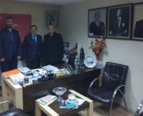 Kocaeli'de Bugün'den Gebze MHP'ye Ziyaret