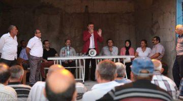 Çayırova'nın Kronik Sorununda Taraflar Bir Araya Geldi