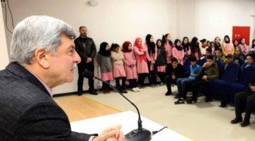 Öğrenciler sordu, Karaosmanoğlu cevapladı