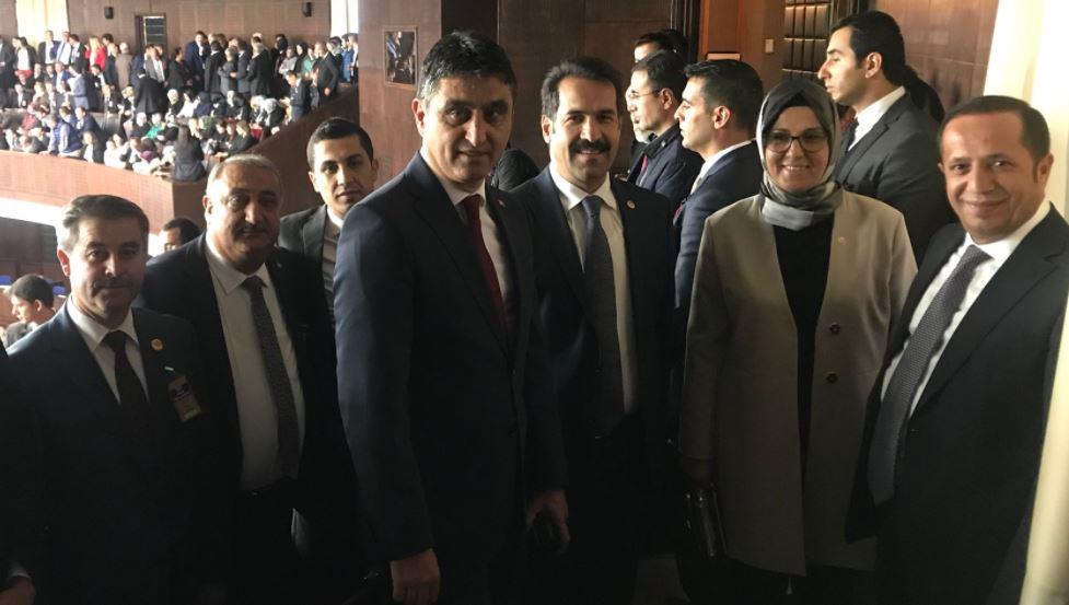 Dilovası Ak Parti'den Ankara Çıkarması