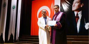 KOÜ Diploma Törenleri Devam Ediyor