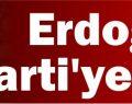 Erdoğan'dan Ak Parti'ye Talimat