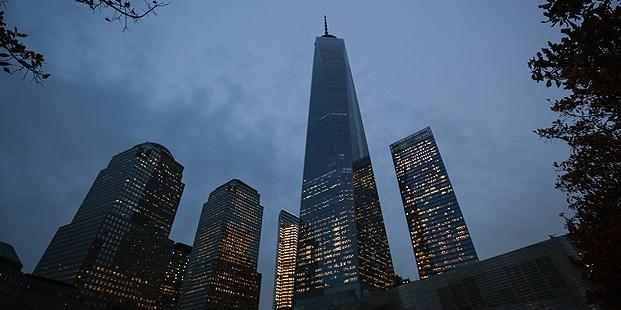 Dünya Ticaret Merkezi-1 tanıtıldı