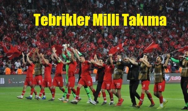 Milli Takım Tarih Yazdı!