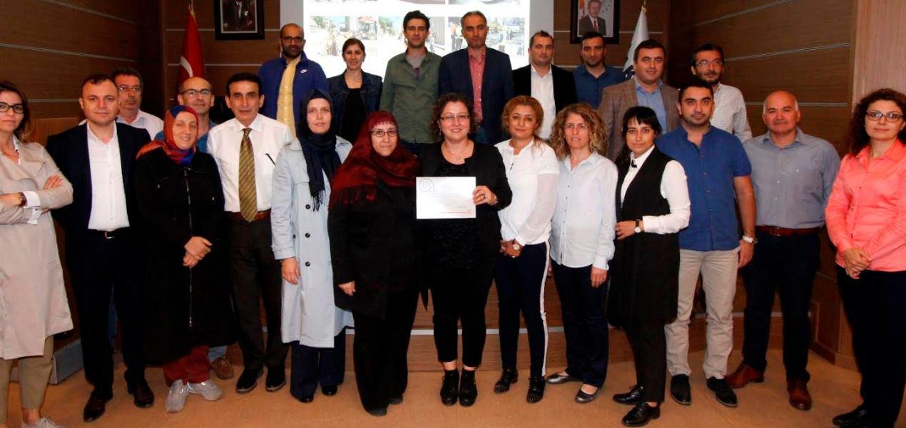 İSG Uzmanlarına ''Kişisel Koruyucu Donanım'' eğitimi