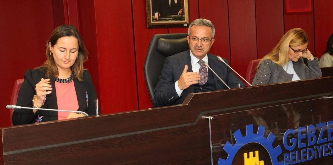 Gebze'de Ekim Meclisi Yapıldı