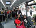 Büyükşehir'den mezarlık ziyaretleri için otobüs seferleri
