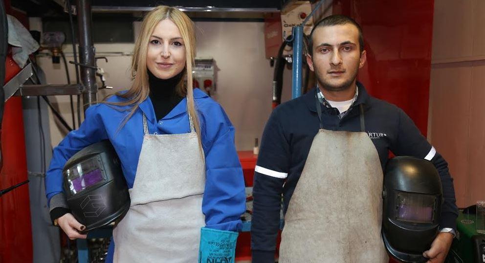 Azerbaycan'da çalışabilmek için KO-MEK'i seçti