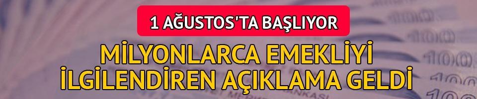 Bakan Müezzinoğlu'ndan toplu sözleşme açıklaması