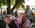 Engelli Aileleri ile buluştular
