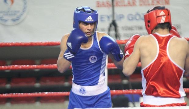 Boksörlerden, Türkiye Şampiyonası'nda 3 madalya