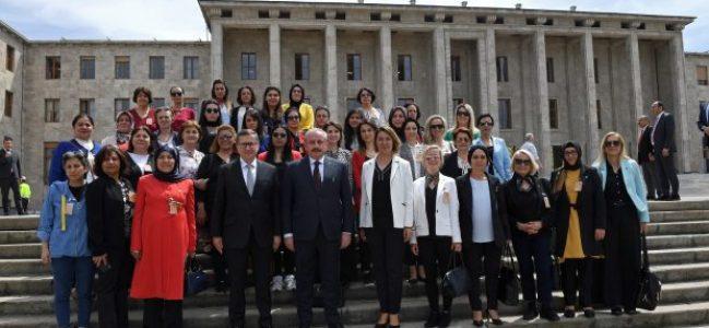 50.000 İmzayla Ankara'ya Gittiler