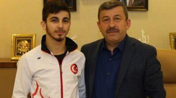 Milli Karateci Şamdan Avrupa Şampiyonası'nda