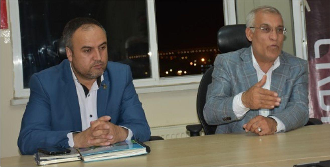 Yaşar'dan Erbakan Vakfına Ziyaret