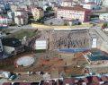 Şelale Park Semt Meydanı Tamamlanıyor